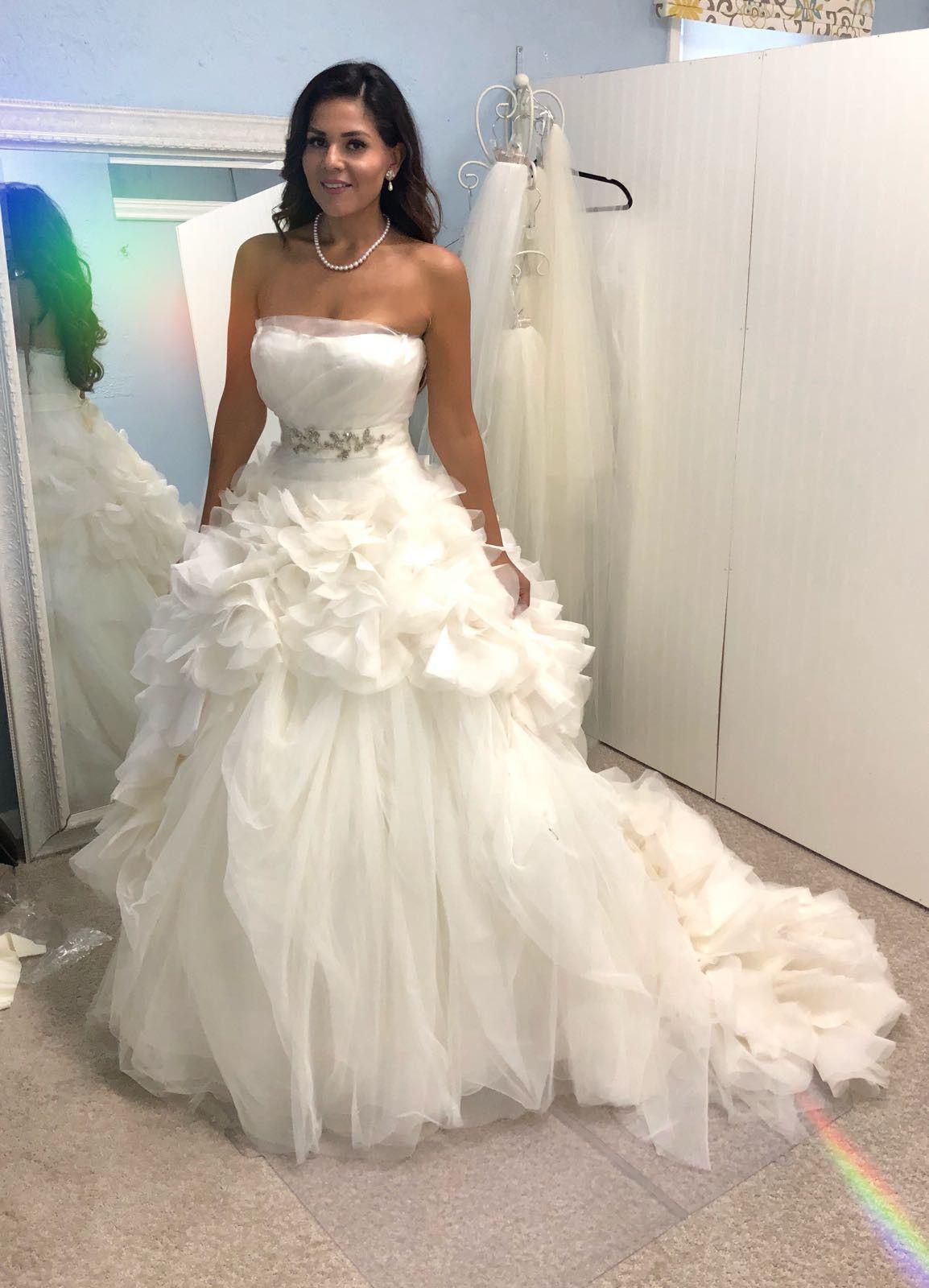 Vera Wang Haley Wedding Dress Ball Gown Dresses Dresses