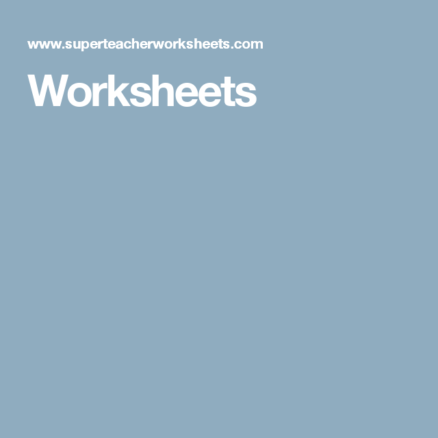 Worksheets | Homeschool | Pinterest | Map skills, Worksheets and ...