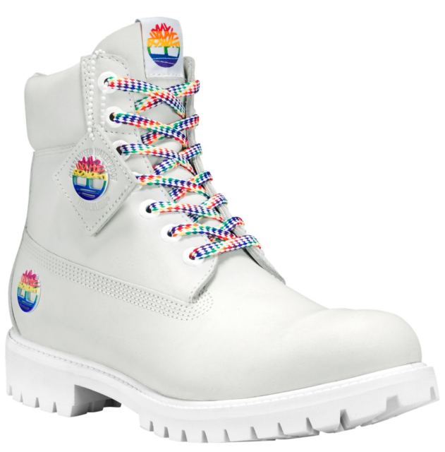 Timberland #Mens #Limited Release #White 6 Inch Premium