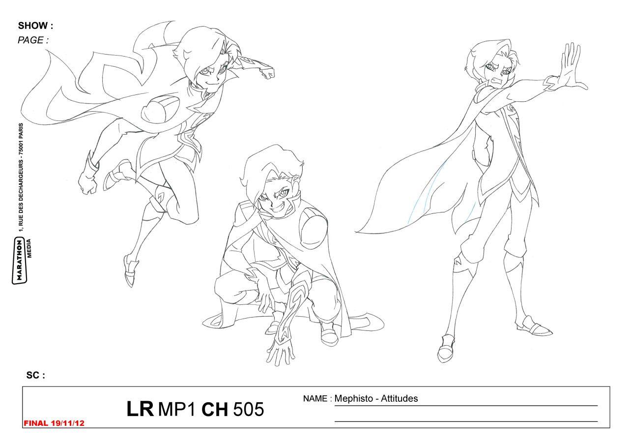 LoliRock: Mephisto Character Sheet | º•º Disney Sketches º•º ...