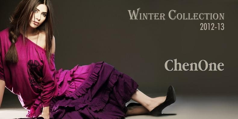 e14652be0 ChenOne-Latest-Winter-Dresses-2012-13-For-Men-Women-and-Kids ...