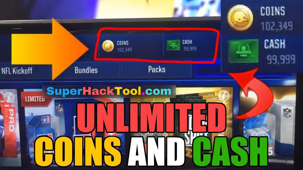 Madden Nfl Mobile Hack Madden Nfl Mobile Free Coins And Cash Madden Nfl Mobile Hack And Cheats Madden Nfl Mobile Hack 2020 Upd In 2020 Madden Nfl Tool Hacks Madden