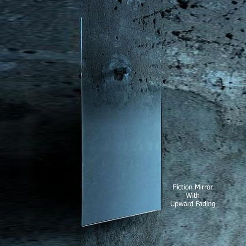 Just in case you're curious...It's over $2,000. Glas Italia Fiction Modern Wall Mounted Mirror | Stardust Modern Design
