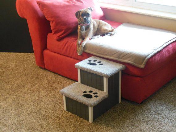 Dog Steps Cat Steps Designer Dog Stairs 15 By HamptonBayPetSteps
