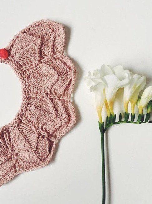 Little Elviras collar knitting pattern | K N I T T I N G | Pinterest ...