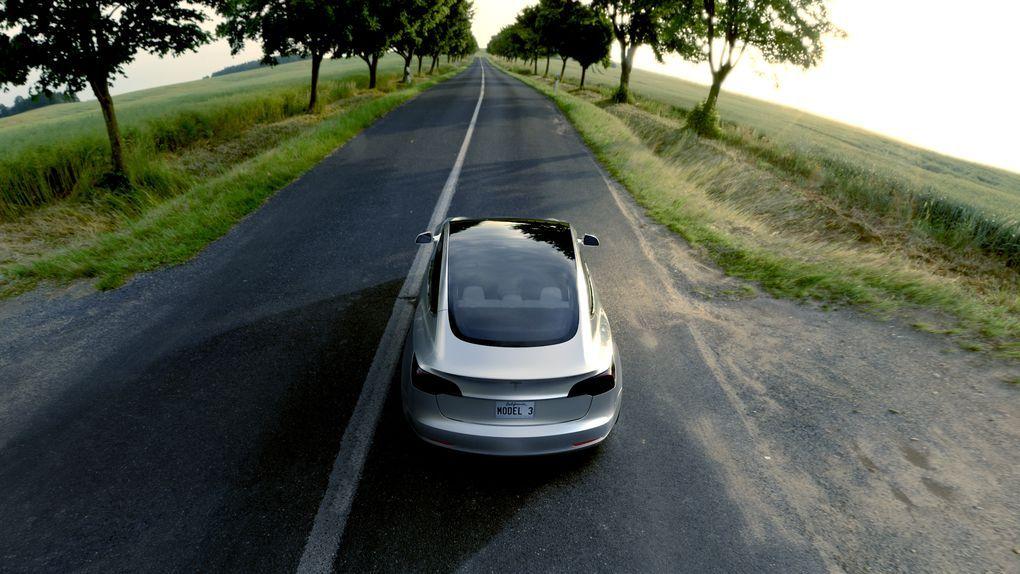 Tesla Model 3 This Is It Electric cars, Tesla motors