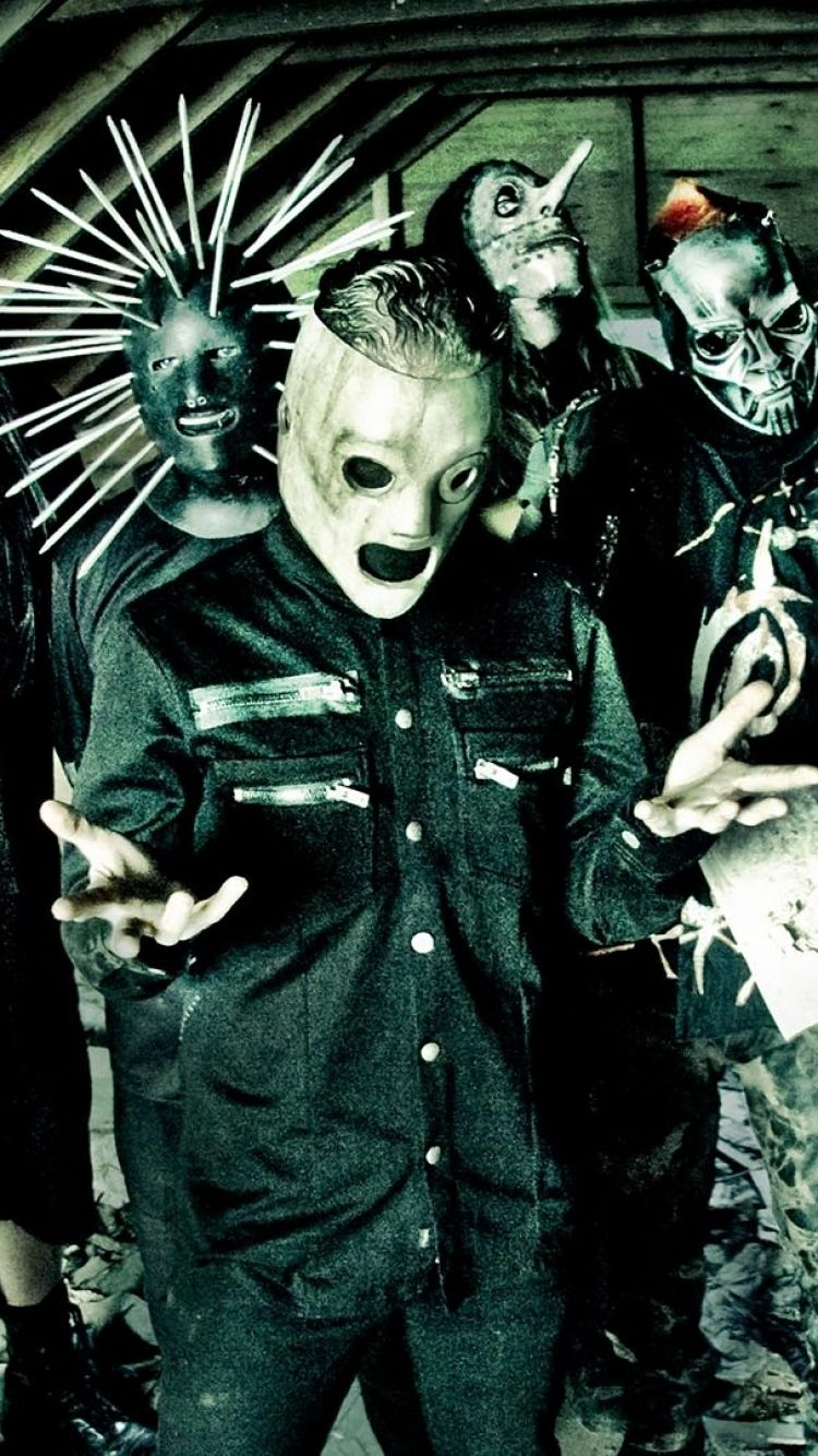 IPhone 6 Slipknot Wallpapers HD Desktop Backgrounds 750x1334