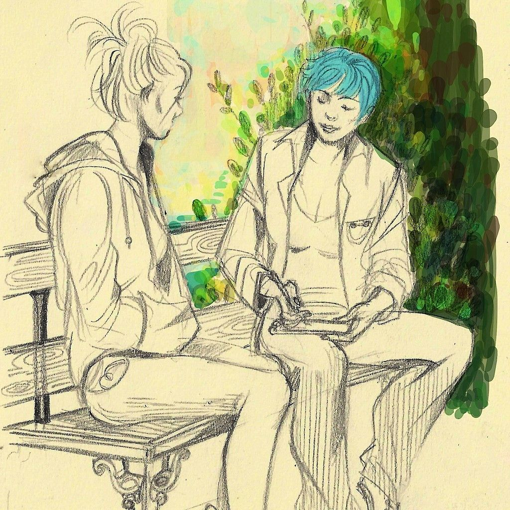 Blue Is the Warmest Color | Alternatif Afişler | Pinterest | Warm ...