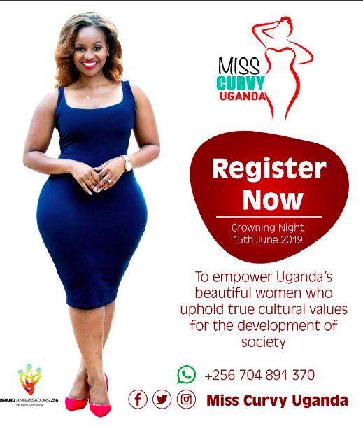 Curvacious Television Presenter Grace Msalame Has