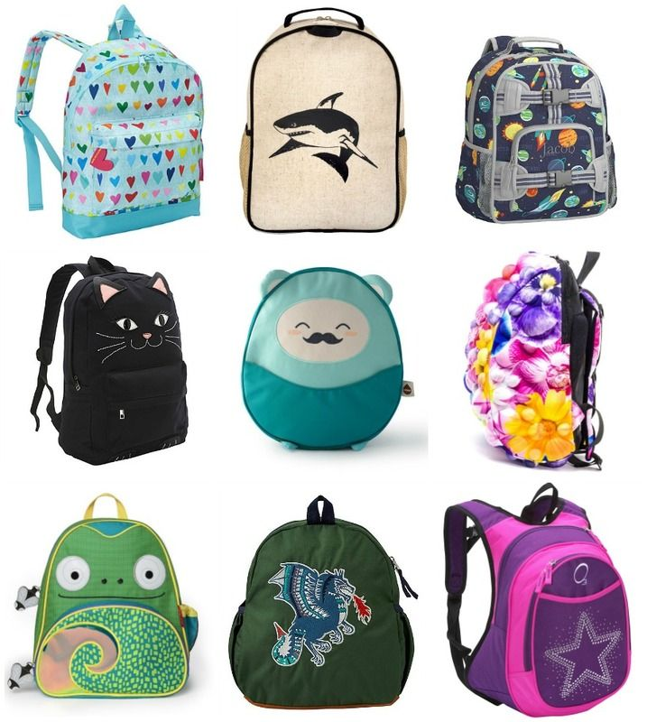 52601db5e7c0 The coolest backpacks for preschool and little kids
