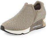 c475e2f1d93fb Ash Lifting Crystal Slip-On Sneaker