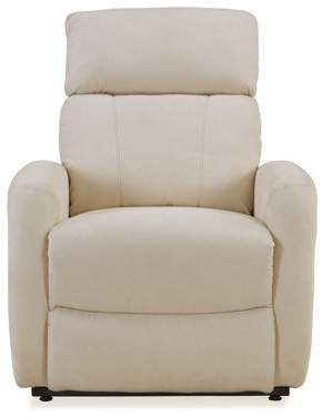 Swell Homesvale Tucson Power Recline And Lift Chair In Cream Caraccident5 Cool Chair Designs And Ideas Caraccident5Info