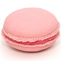 pink macaroon eraser French Pastry from Japan - Dessert Eraser - Eraser - Stationery - kawaii shop modeS4u