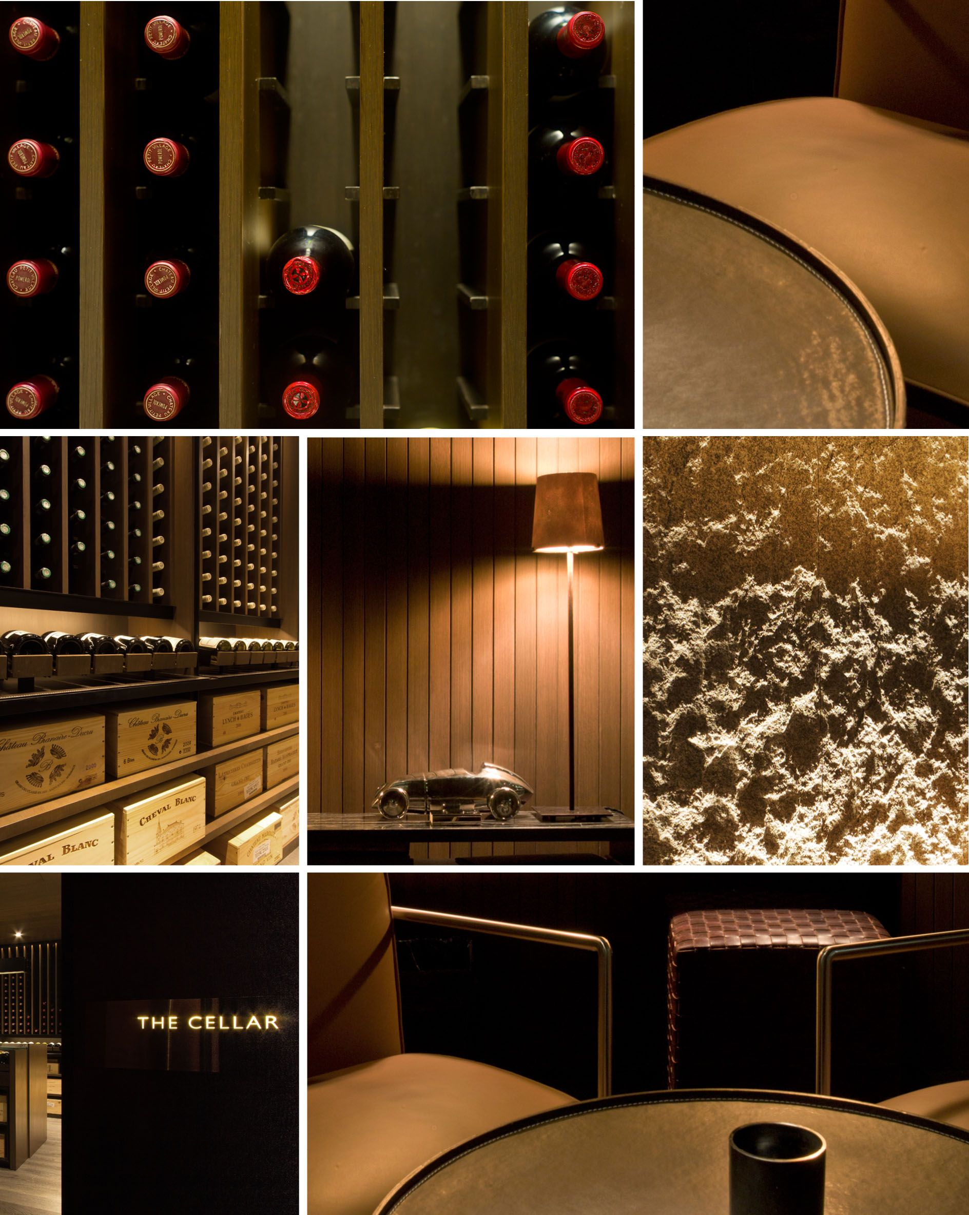 Scda Holland Road, Singapore, Wine Cellar