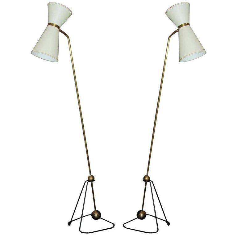 Zuo Modern 50074 Vortex Floor Lamp