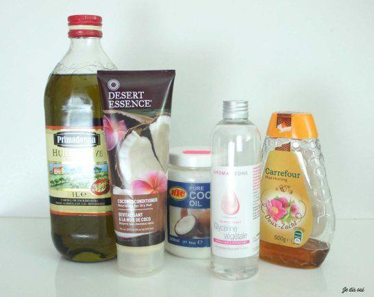 soin profond hydratant cheveux défrisés et texlaxés