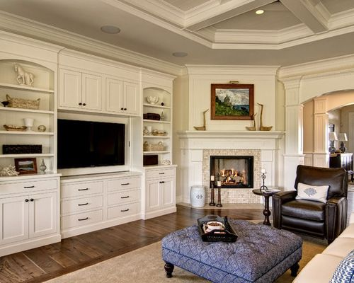 traditional living room ideas with corner fireplace. Corner Fireplace With Built In Home Design Ideas, Pictures, Remodel And Decor Traditional Living Room Ideas R