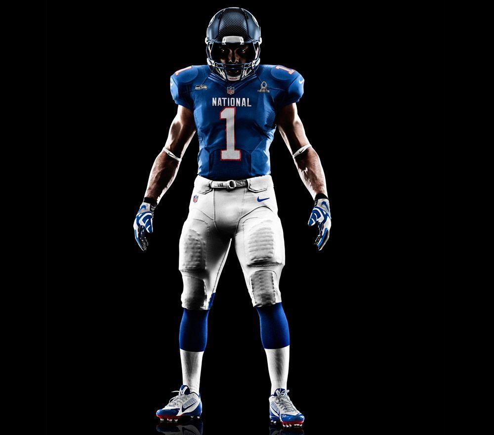 a2f534493 Nike Unveils NFC   AFC Uniforms for NFL Pro Bowl