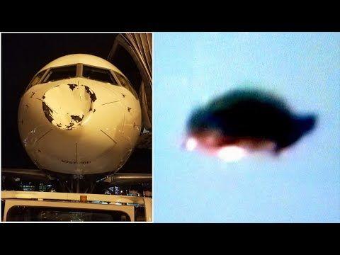 UFO Strikes Plane Full Of NBA Stars 10/28/17 - YouTube