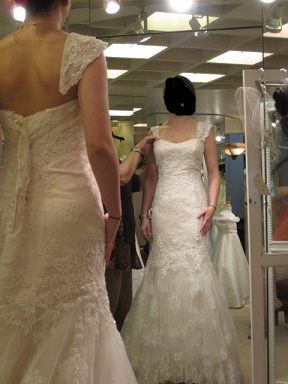 Has Anyone Added Straps Or Sleeves To A Strapless Gown Wedding