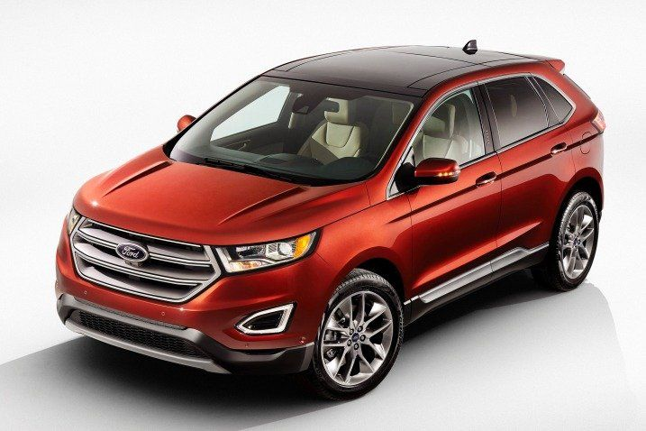 2016 Ford Edge Ford Edge Best Midsize Suv Ford Edge Sport