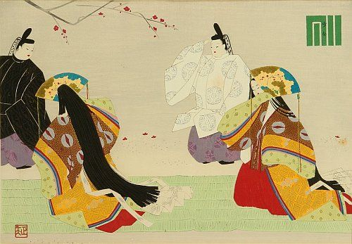 what women the tale of genji Japanese cultural history is rather unique because it includes writings by women from  the greatest work produced at this time was the tale of genji by.