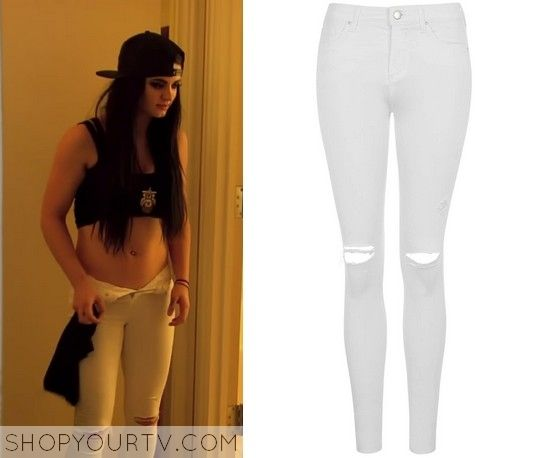 WWE Total Divas: Season 4 Episode 2 Paige's White Jeans | TV Show ...
