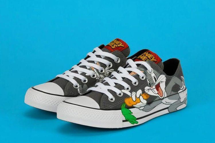 Looney Tunes x Converse Chuck Taylor