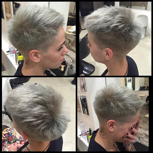 Just Short Haircuts Nothing Else If You Re Thinking Of Getting An