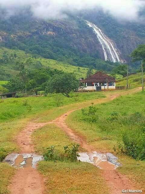 Fazenda Em Minas Gerais Brasil Paisagem Rural Lindas Paisagens