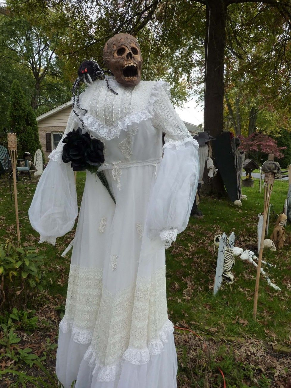 Halloween Yard Inspiration Halloween Decorations For Doors - Homemade Halloween Decorations
