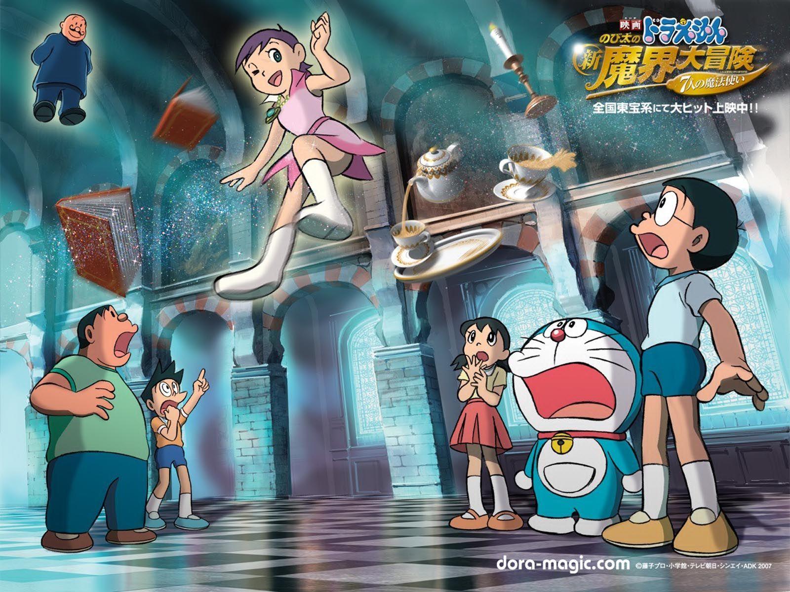 Wallpapers Of Doraemon And Nobita di 2020 (Dengan gambar