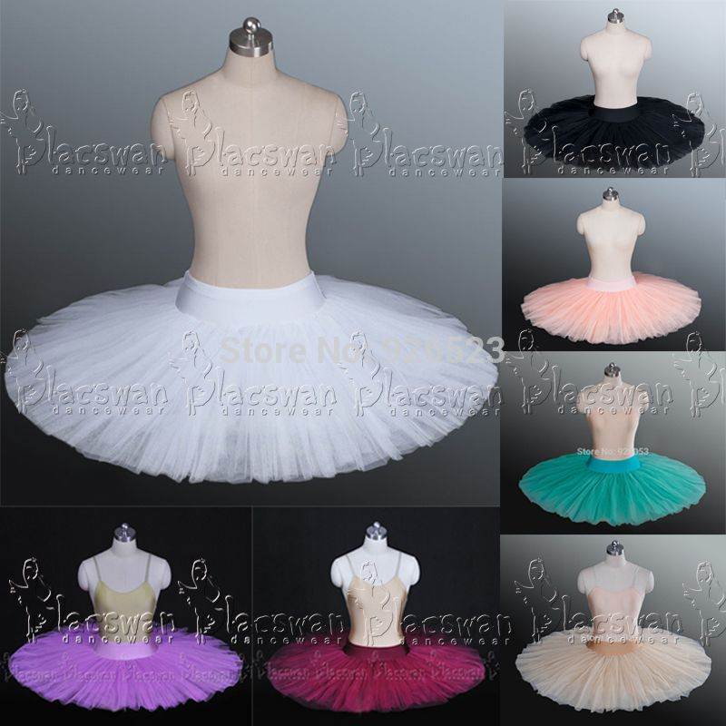 24f30f24fc Adult and Child Half Ballet Tutu,Black Pancake Ballet Tutus ,8 Layers Of Tulle  Skirt in various colors BT601-in Ballet from Novelty & Special Use on ...