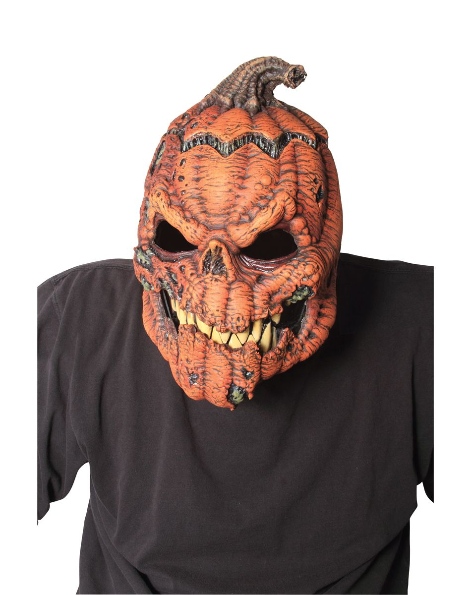 Pumpkin Animotion Mask | EVIL PINS | Pinterest | Pumpkins ...