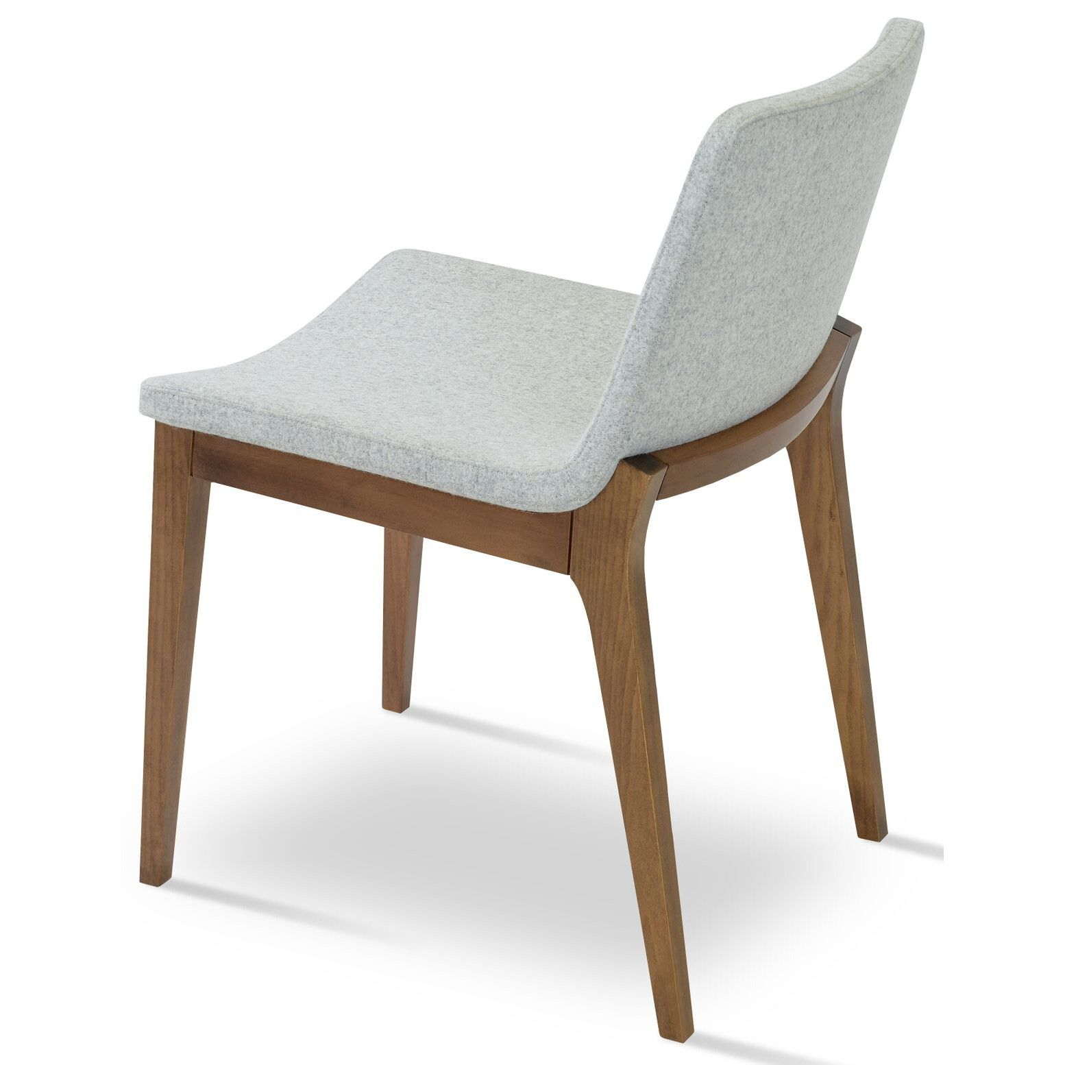 Nevada Wood Is A Modern Dining Chair With A Comfortable
