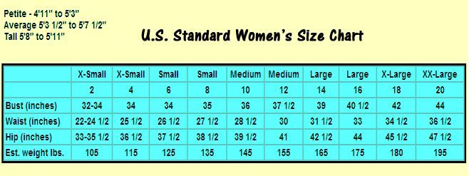 Image result for measurement chart body us sizing also crochet pattern rh pinterest