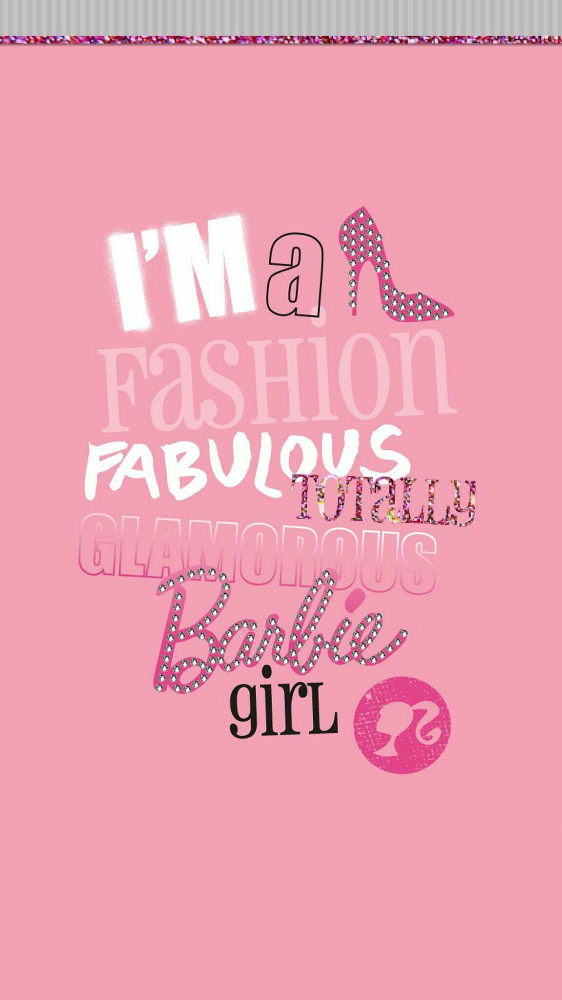 Pin by Jackie Smith on Pink Barbie quotes, Cute disney