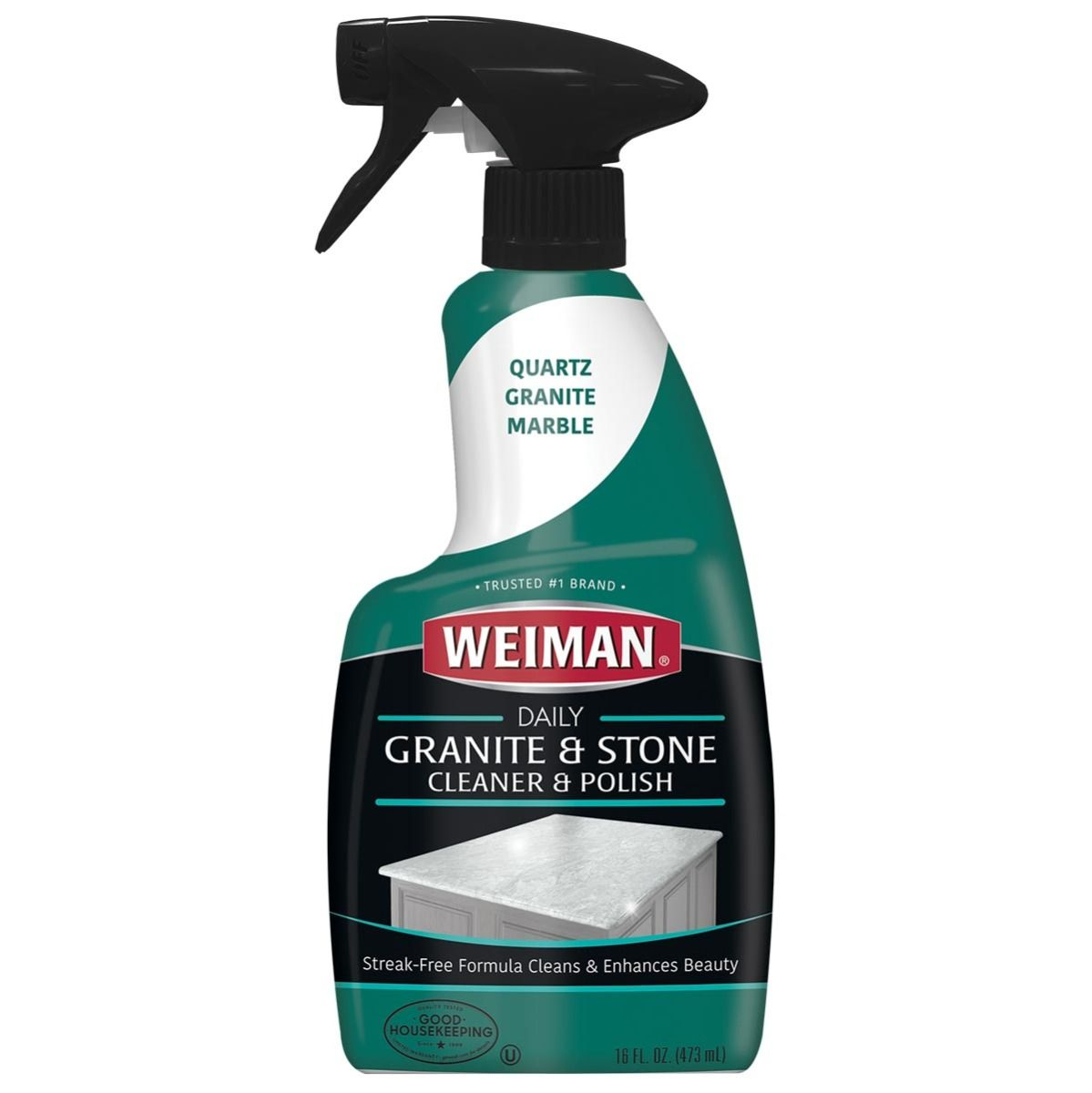 Granite & Stone Daily Clean & Shine with Disinfectant