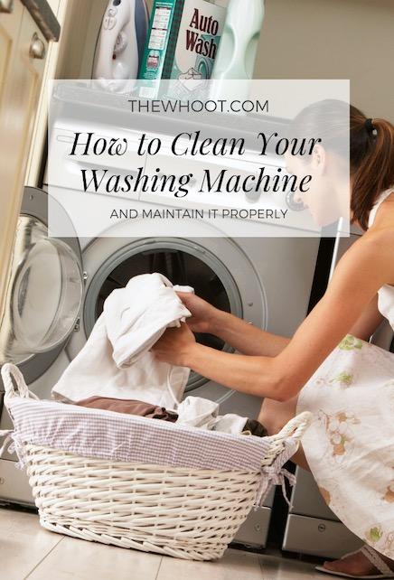 Backpulver Waschmaschine