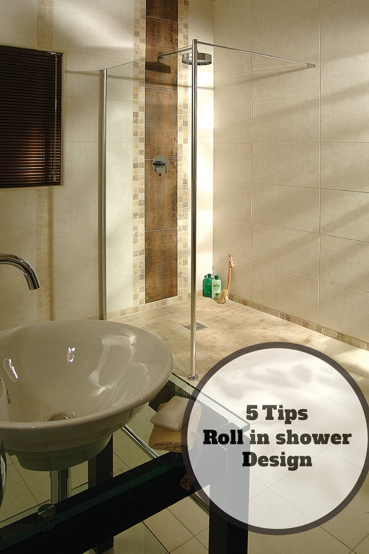 5 design tips for a roll in shower for an elderly parent showers 5 design tips for a roll in shower for an elderly parent ada bathroom