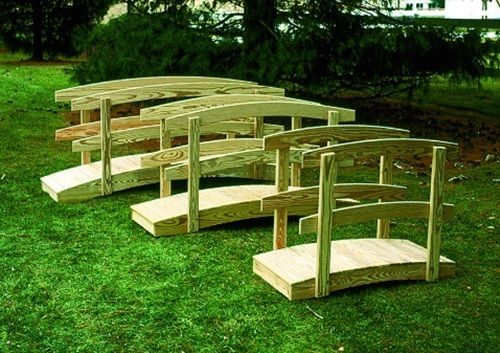 Japanese| Garden Bridges | Gazebo Depot