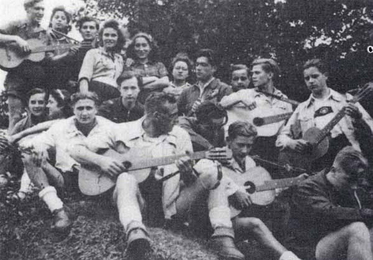 These rebellious teens resisted the Nazis by beating up Hitler Youth, and some paid with their lives. They also liked singing and country outings.