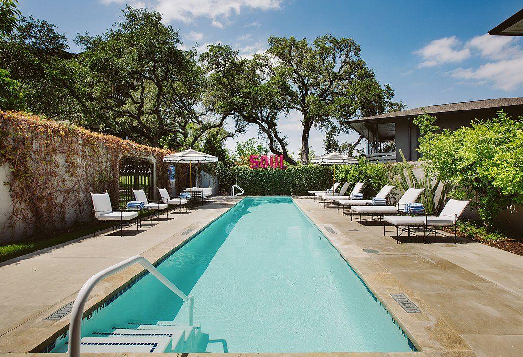 10 Design Takeaways From Austin S Hotel Saint Cecilia Inspire
