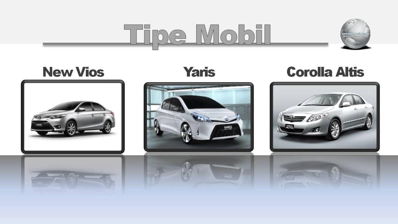 Harga Mobil Bekas Toyota Dengan Gambar Mobil Bekas Mobil Toyota