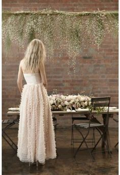 Baby Breath Wall Google Search Whimsical Wedding Inspiration Babys Breath Wedding Wedding Inspiration Shoot