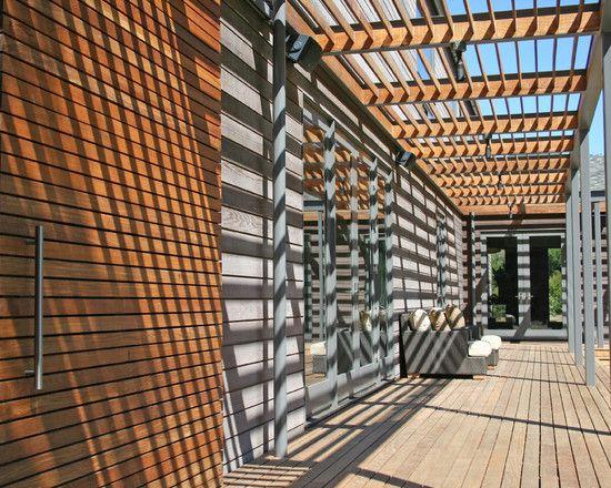 Steel Pergolas Design, Pictures, Remodel, Decor and Ideas - page 9