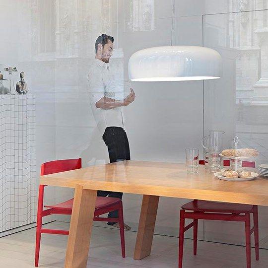 Smithfield Suspension Pro Lamp Suspension Flos White Pendant Lamp Flos Suspension Lamp