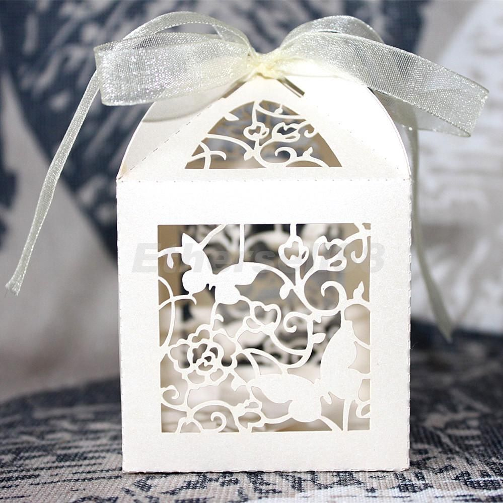 6.45 GBP - 50X Butterfly Laser Cut Wedding Bday Anniversary Party ...