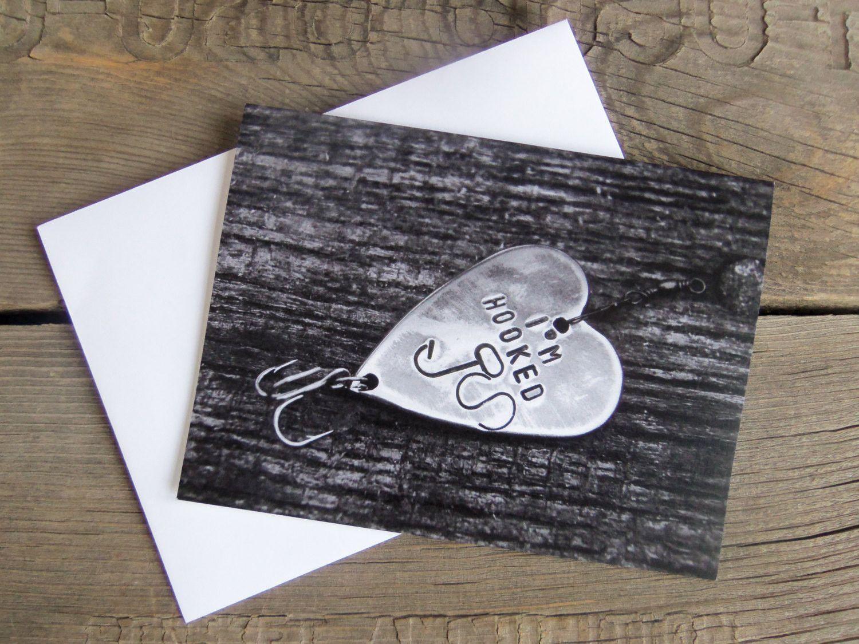 Add on to purchase christmas card fishing card fishing greeting add on to purchase christmas card fishing card fishing greeting cards im hooked wedding kristyandbryce Choice Image