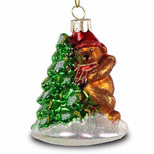 Weihnachtsdeko Gold Braun.Sikora Bs1 Glas Deko Figuren Weihnachtsbaum Schmuck Viele Motive
